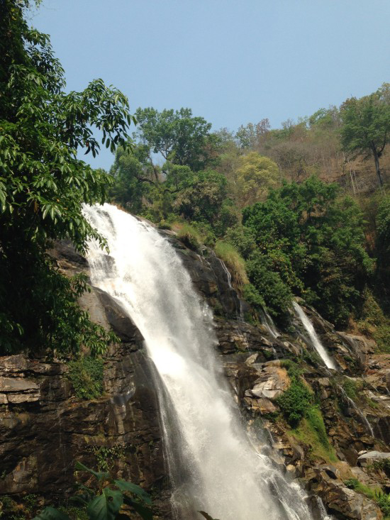 Chiang Mai Waterfall