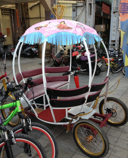 Fairy Tale Bicycle