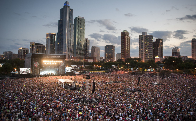 16 Music Festivals To Go To In 2016