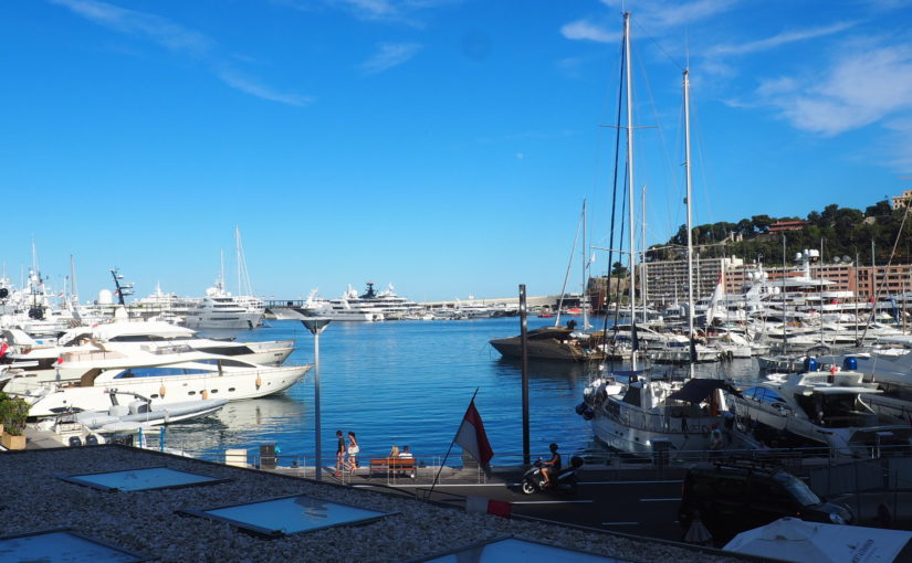 Cote D'Azur with Arnold Schwarzenegger, Yachts, and Bastille Attack