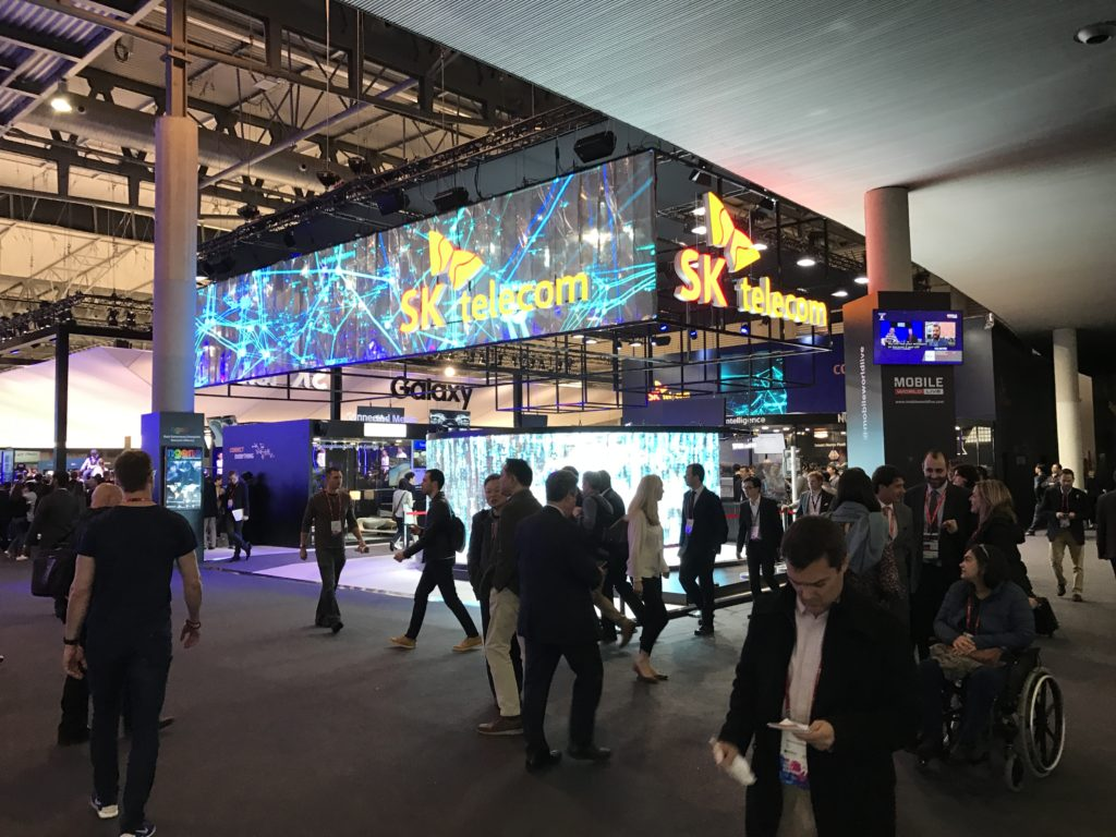 Mobile World Congress 2017 – The Next Element