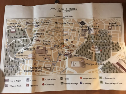 Nearby Ava Hotel & Suites