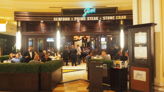 Joe's Seafood, Prime Steak, and Stone Crab