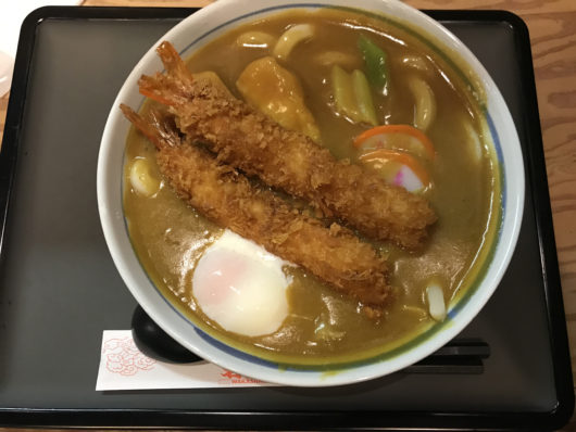 Wakashachiya Curry Udon