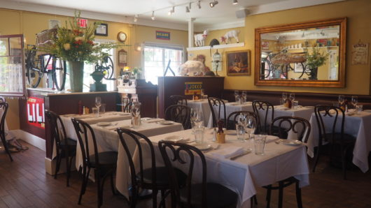 Bistro Jeanty Yountville
