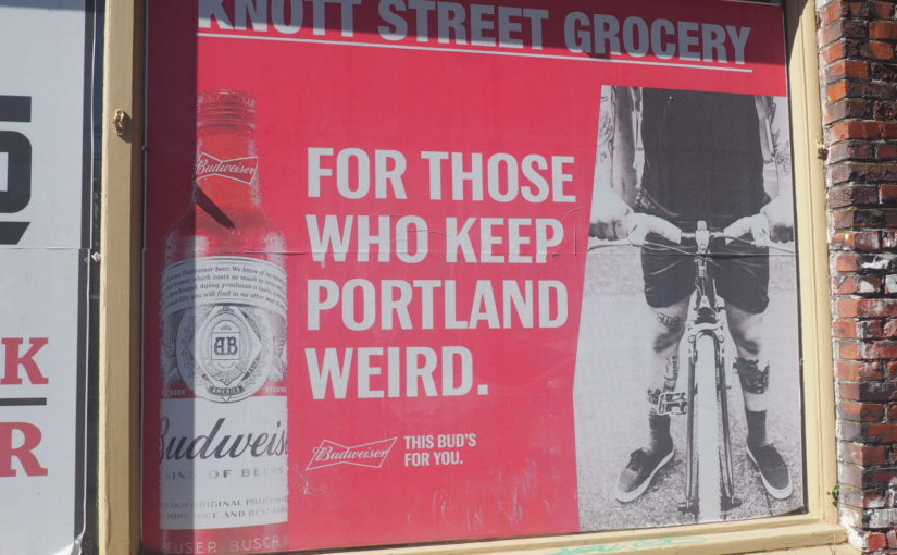 Portland, the Quirky City of Roses