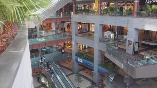Aqua Shopping Mall
