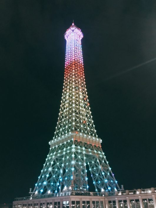 Eiffel Tower The Parisian Macao