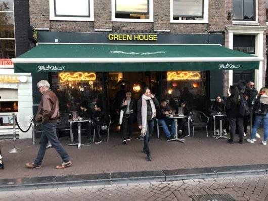 Green House Coffeeshop