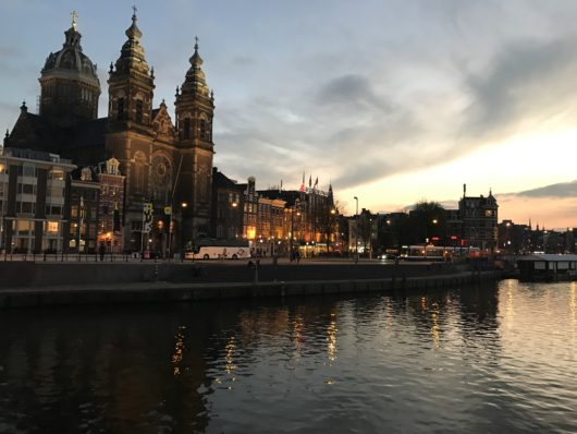 Amsterdam, The Biking City of the World