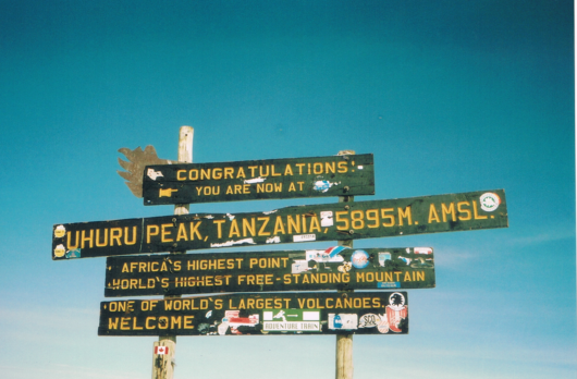 Mount Kilimanjaro and Tanzania Safari