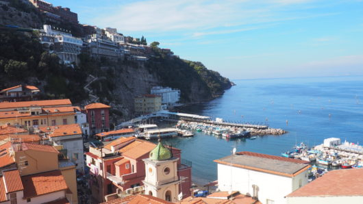 Amalfi Coast Series: When Sorrento Gives You Lemons