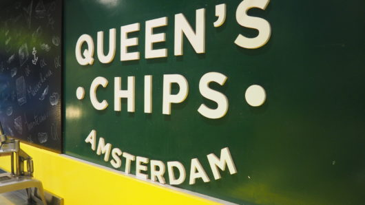 Queens Chip Amsterdam Sorrento