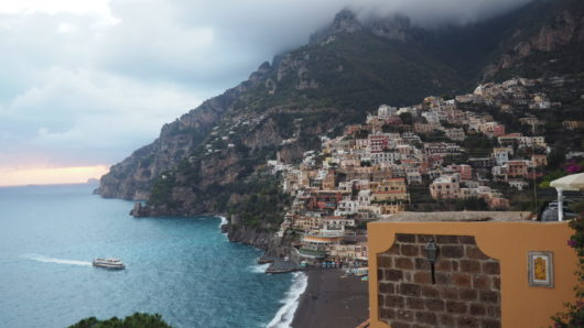 Amalfi Coast Series: Pretty Positano and Plain Praiano