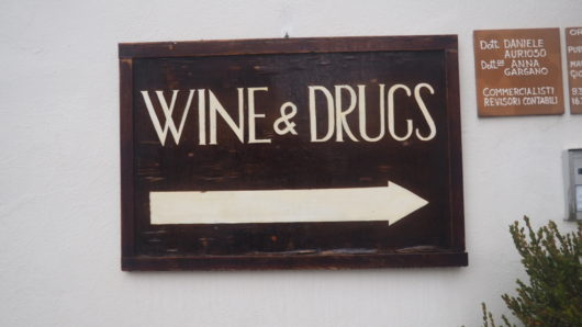 Wine & Drugs Ravello