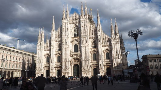 We're Here Milan, Fashionably
