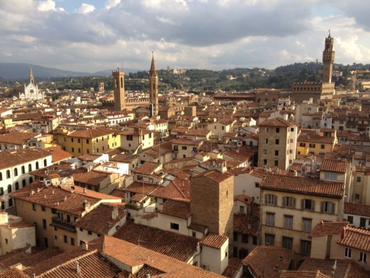 One of the Best Places to Eat in the World is in Florence, Italy