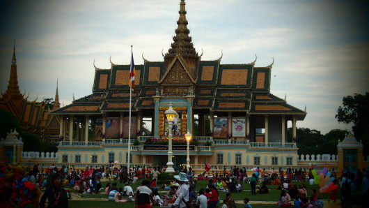 Surviving the Cambodian Heat – Phnom Penh
