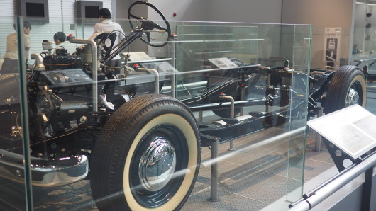 Toyota Commemorative Museum of Industry & Technology