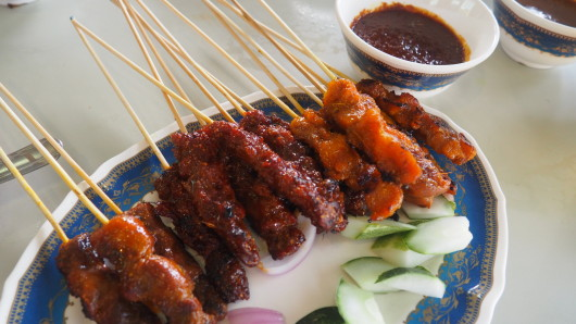 Satay by the Bay