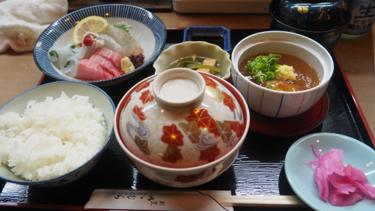 Kyoto Traditional Meal