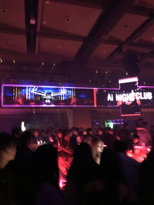 AI Nightclub