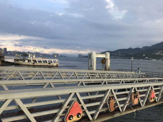Tamsui Ferryboat Wharf