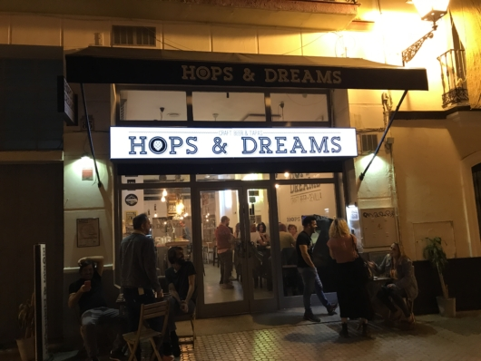 Hops & Dreams