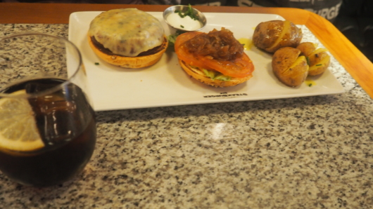 Steak Burger Bar Gran Via