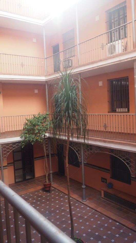 Airbnb in Seville