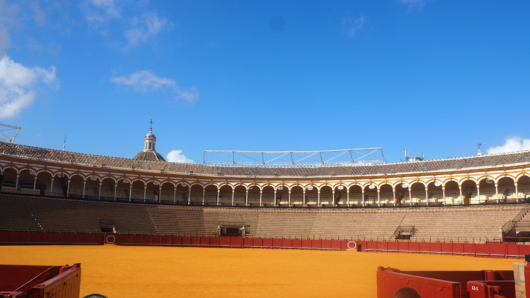 The Matadors in Seville