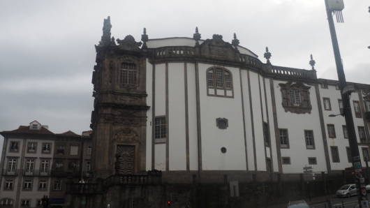 Some building in Porto
