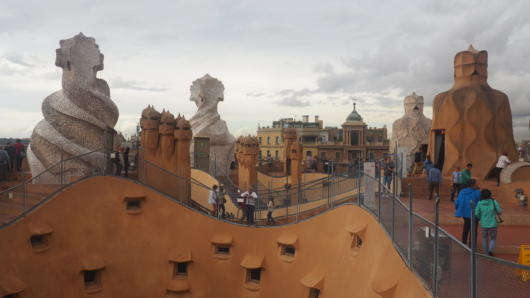 The Genius of Gaudi – Barcelona's Architecture and Museums